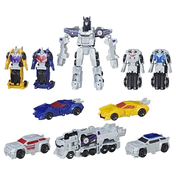 Transformers News: Stock Photography for Transformers: Robots in Disguise Combiner Force Stunticons