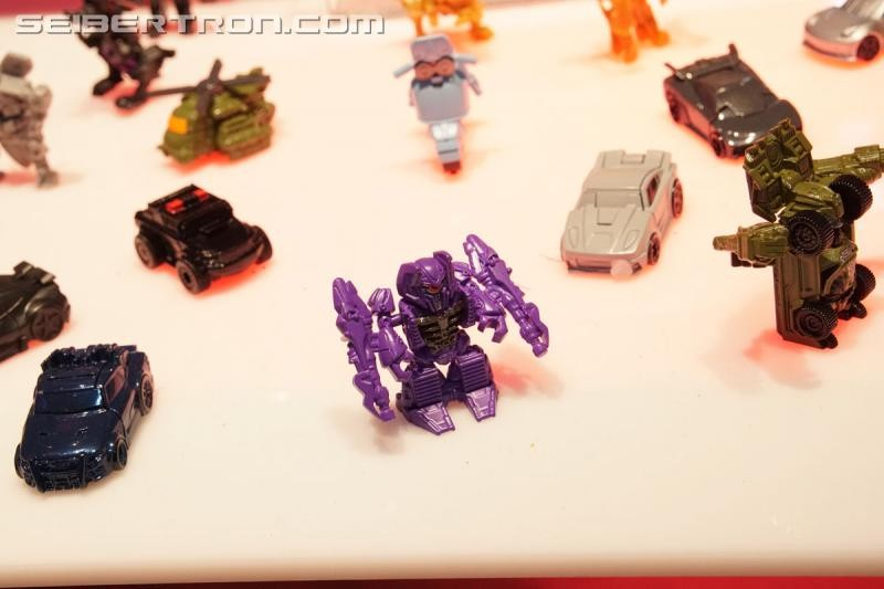 Transformers News: Better Look at Series 2 Tiny Turbo Changers from Transformers: The Last Knight
