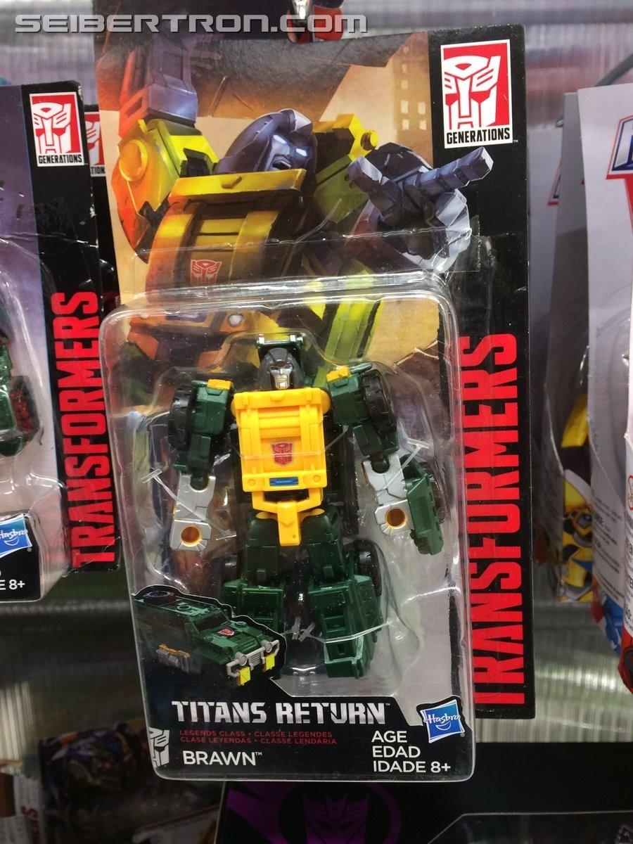 Transformers News: Transformers Titans Return Legends Brawn and Roadburn Sighted at Australian Retail