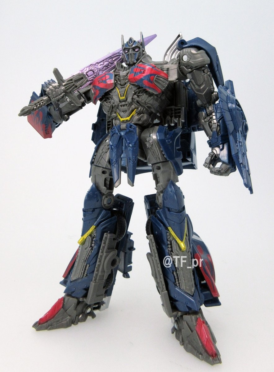 Transformers News: Takara Tomy Transformers TLK-EX Dark Optimus Prime 7Eleven Exclusive Revealed