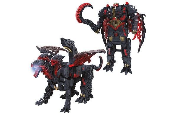 Transformers News: Transformers: The Last Knight Mega Turbo Change Dragostorm Nominated for Top 10 Toys in Germany