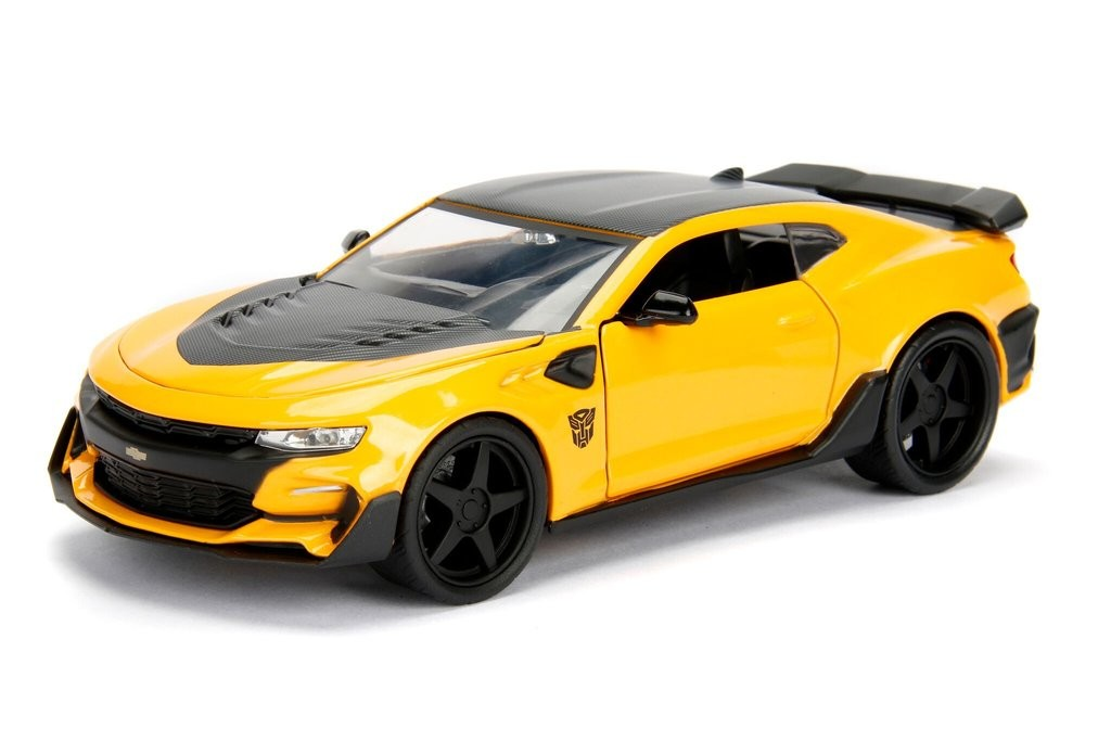 Transformers News: JADA Diecast 1:24 Scale Cars from Transformers: The Last Knight Revealed