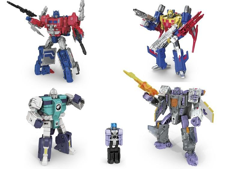 Transformers News: Transformers Titans Return Seige on Cybertron Boxset Confirmed to be Coming to Toysrus Canada