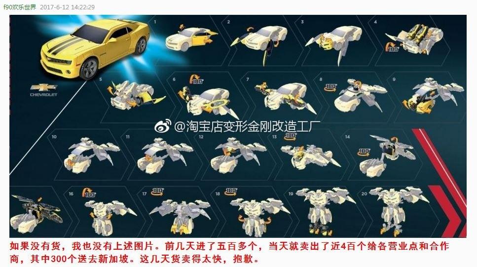 Transformers News: Re: Transformers Movie Masterpiece MPM3 Bumblebee Thread