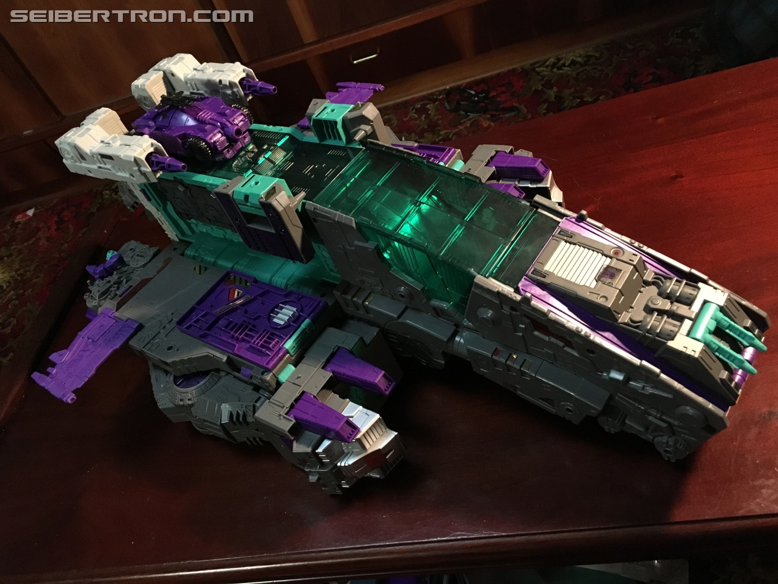 Transformers News: Image-Heavy Review of Transformers Generations Titan Class Trypticon