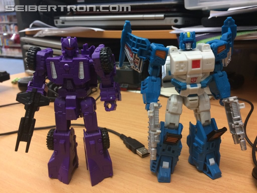Transformers News: Pictorial Review of Transformers Generations Full Tilt (Trypticon Set)
