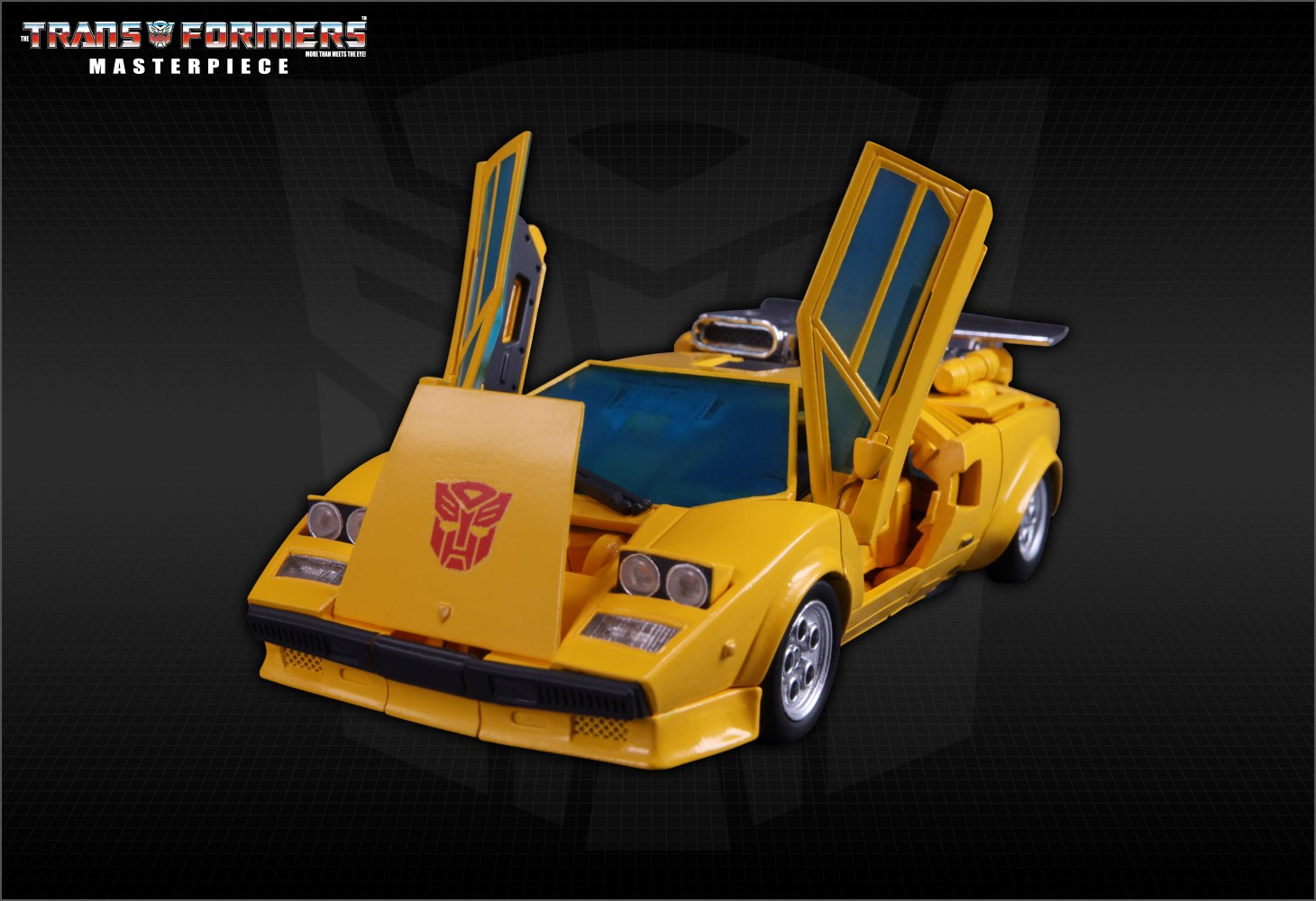 Transformers News: New Images of MP-39 Masterpiece Sunstreaker