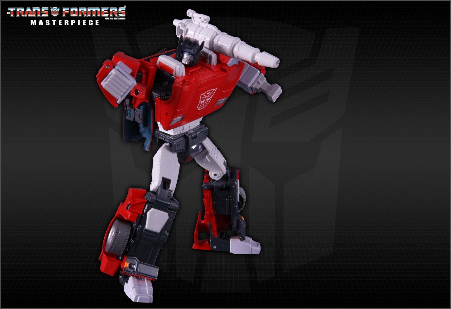 Transformers News: New Images of Masterpiece MP-12+ Anime Sideswipe