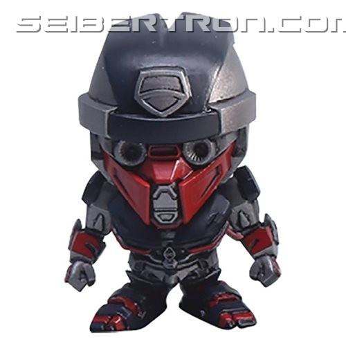 Transformers News: New Stock Images of Herocross Transformers: The Last Knight Minifigures