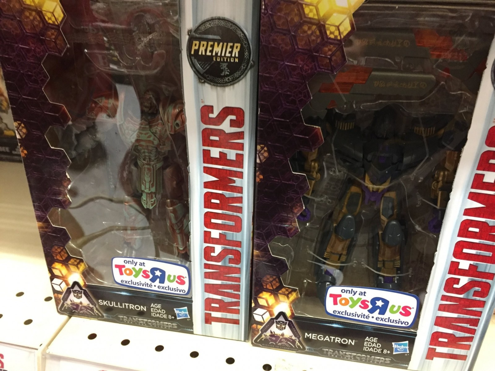 Transformers News: Skullitron and Megatron Found in the US and Tiny Turbo Changers Wave 2 Found in Taiwan