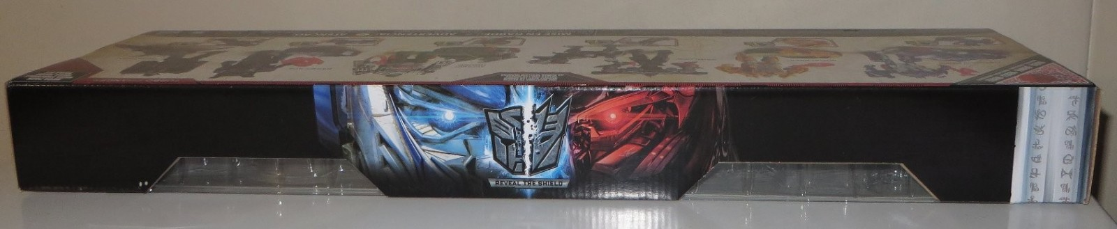Transformers News: In hand Images of Exclusive Reveal One Steps from Transformers: TLK with Hidden Images Revealed