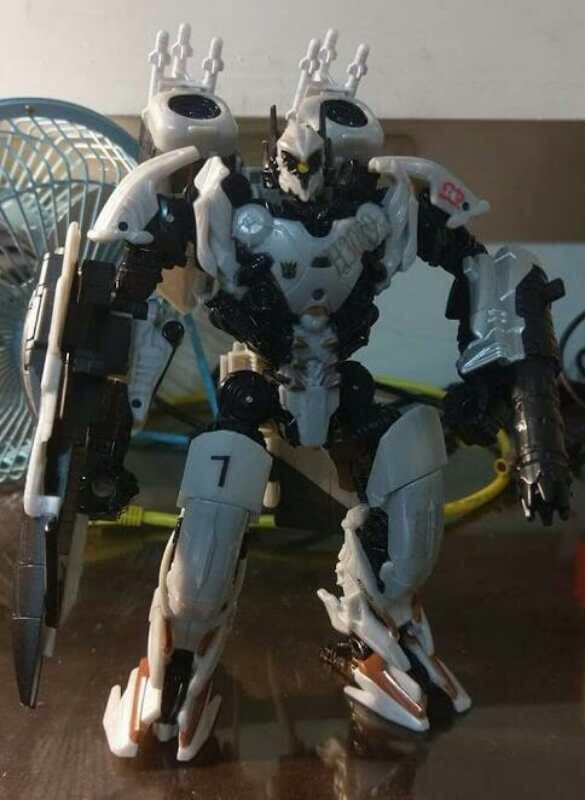 Transformers News: In-Hand Images of Transformers: The Last Knight Voyager Nitro