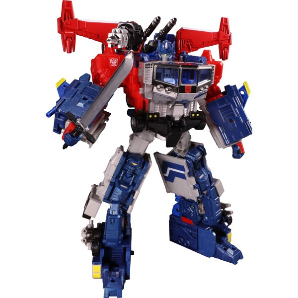 Transformers News: New Images: Legends God Ginrai Set with Cab and Minerva