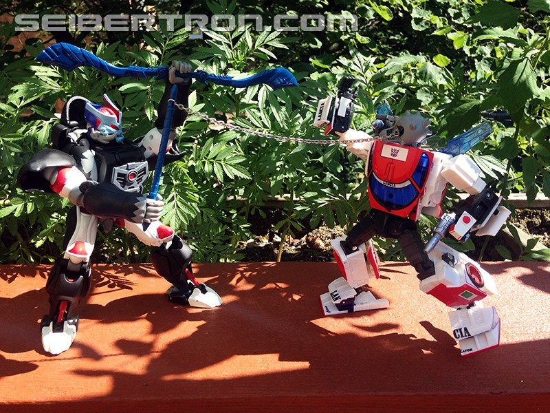 Transformers News: Monkey Business: A Review of MP-38 Masterpiece Beast Wars Optimus Primal Legendary Leader Version