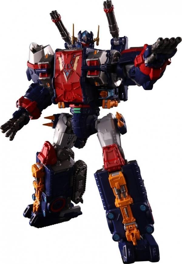 Transformers News: TakaraTomy Diaclone Reboot DA-14 Big Powered GV and More