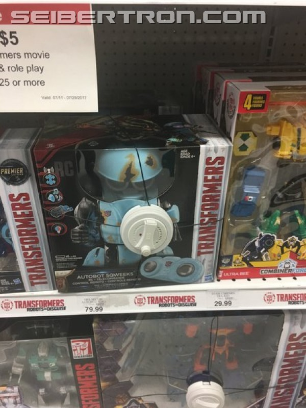 Transformers News: Transformers: Robots in Disguise Ultra Bee and Menasor Found at US Toysrus Stores