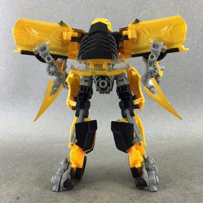 Transformers News: In-Hand Images of Transformers: The Last Knight Deluxe Bumblebee
