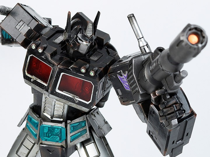 Transformers News: Official Images of Hasbro 3A Transformers Nemesis Prime