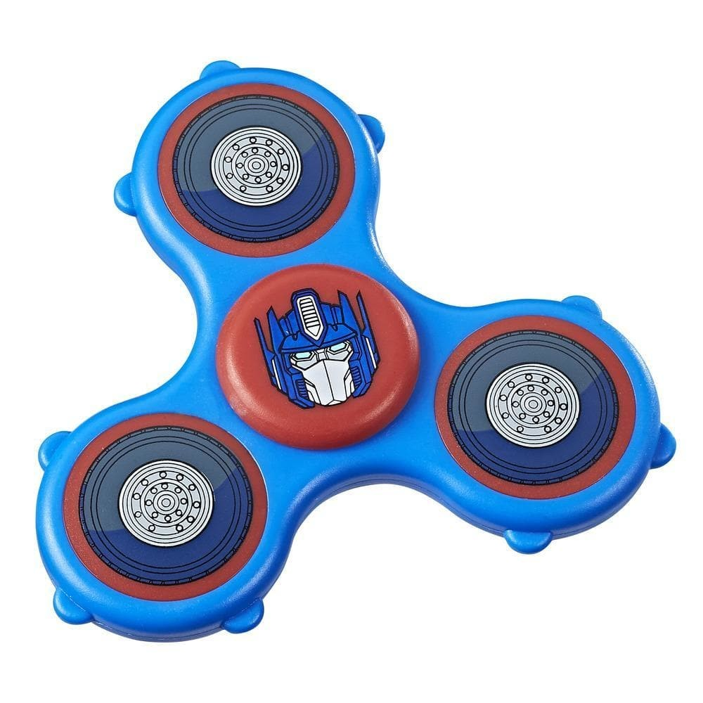 "Transformers News: Re: Transformers ""Fidget Its"" Spinners and Cubes"