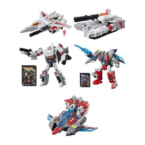 Transformers News: Transformers Titans Return Voyager Repacks confirmed