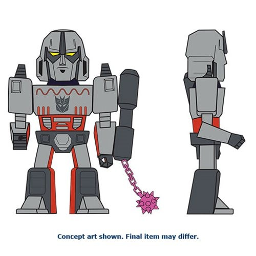 Transformers News: KidRobot TF vs GI Joe Vinyl Figures and Merchandise!