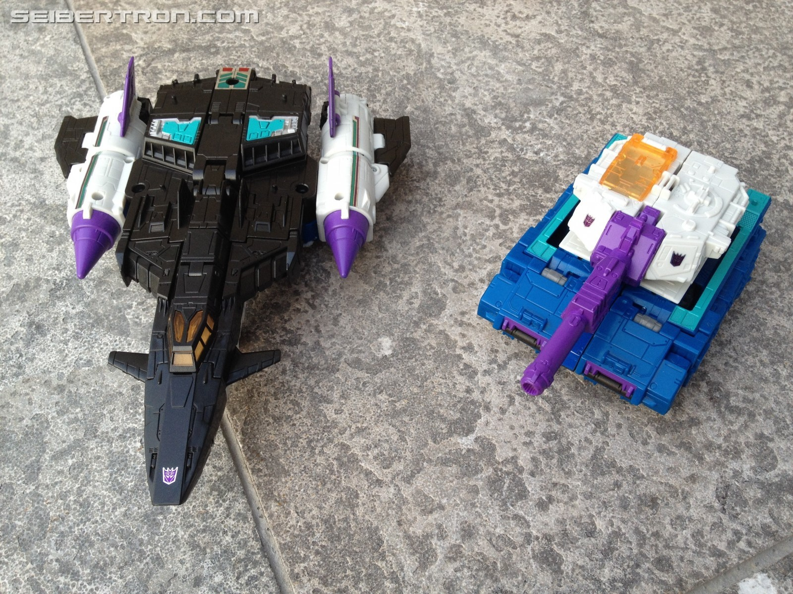 Transformers News: Pictorial Review of Transformers Titans Return Overlord With Images of all Phase Sixers Reunited