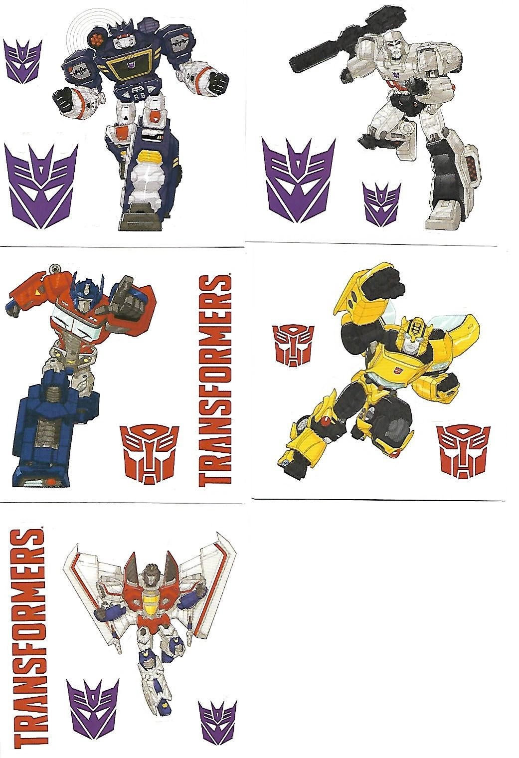 Transformers News: Transformers Cyberverse Designs Found in Radz 4-In-1 Transformers Candy