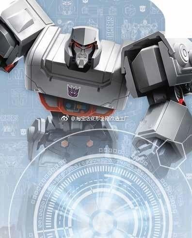 Transformers News: Yet More Rumoured Transformers Cyberverse Packaging Art: Grimlock, Optimus, Megatron