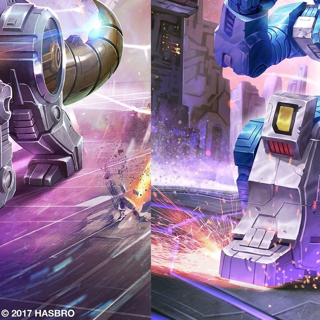 Transformers News: More Transformers Power of the Primes #Hascon Teasers