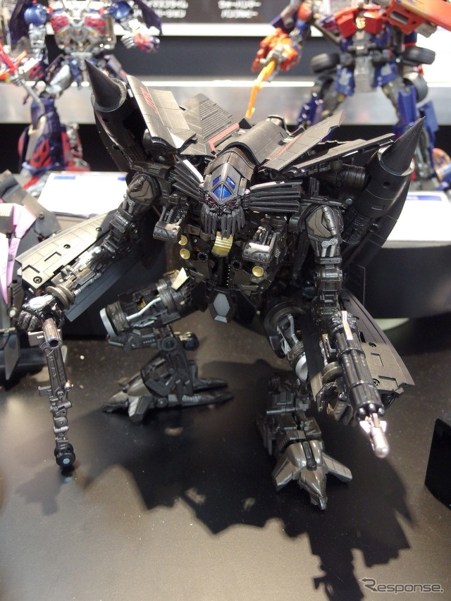 Transformers News: Images of Takara Tomy Transformers Movie The Best Jetfire