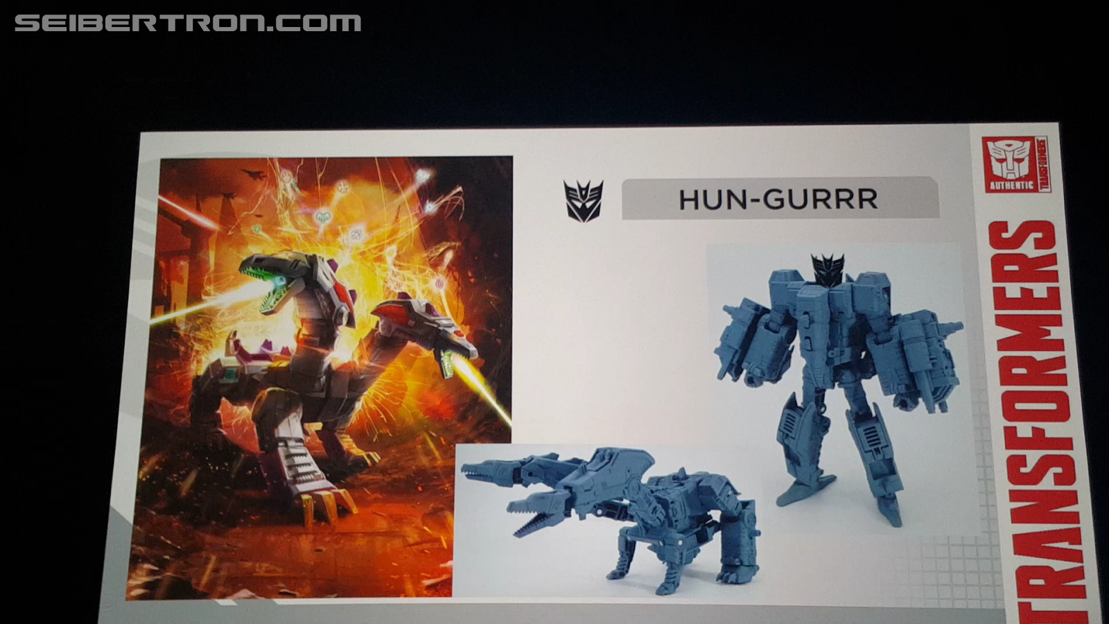 Transformers News: Transformers Power of the Primes Optimus Primal, Moon Racer, Rippersnapper and Hun-Gurrr Revealed at