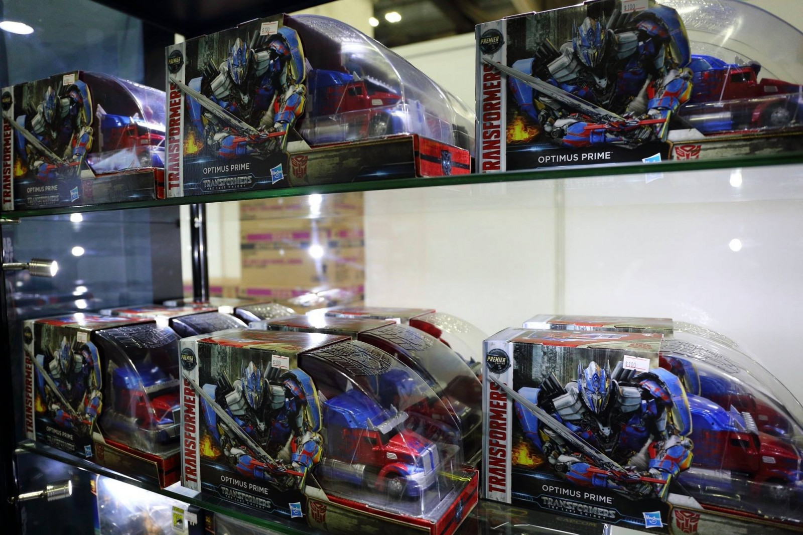 Transformers News: #STGCC 2017 Round-Up Images: Flame Toys Drift, Legends Godbomber Sixshot, MP-12+ Lambor