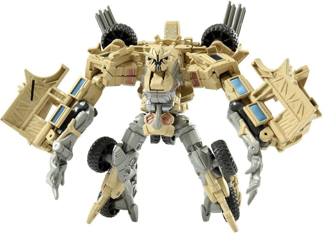 Transformers News: Images of Takara Tomy Transformers Movie The Best Megatron, Jazz, Lockdown, Bonecrusher