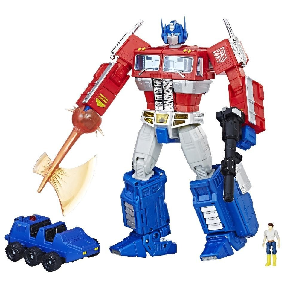 Transformers News: Re: Hasbro Masterpiece MP-10 Optimus Prime