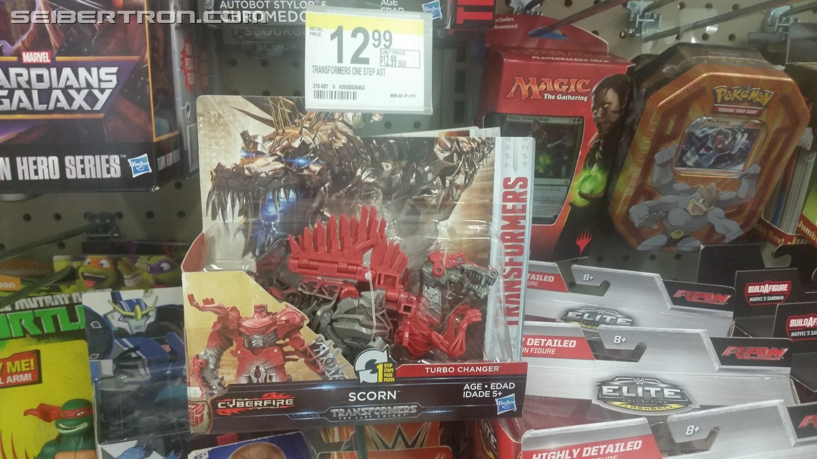 Transformers News: Wave 3 of One Steps from Transformers: The Last Knight Appearing at Wallgreens