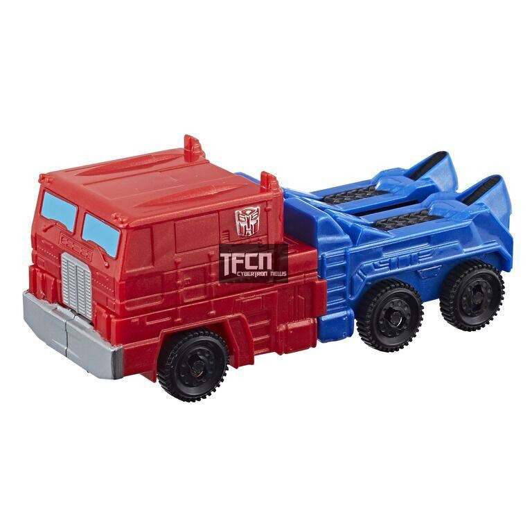"Transformers News: New Evergreen Styled 4.5"" Optimus Prime and Bumblebee Value Chain Toys Fully Revealed"
