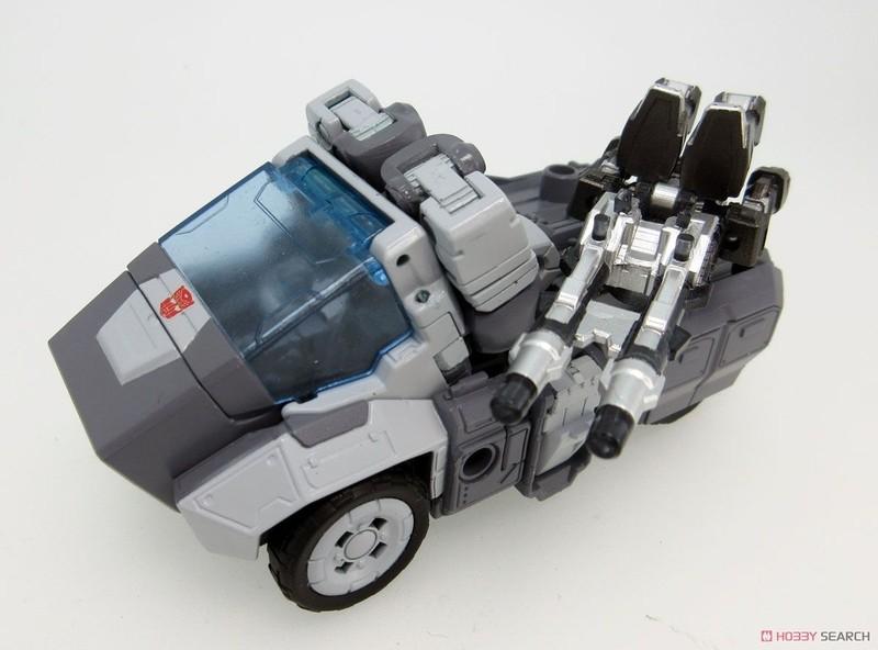 Takara Tomy Transformers Legends G2 Megatron, Targetmaster