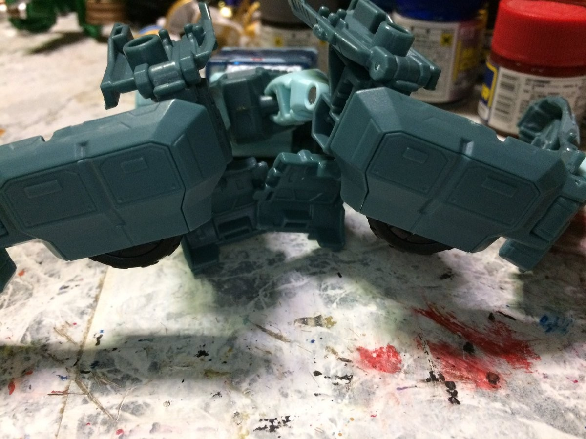 Transformers News: All Titans Return and Legends Kup Toys Are Revealed to be Misassembled