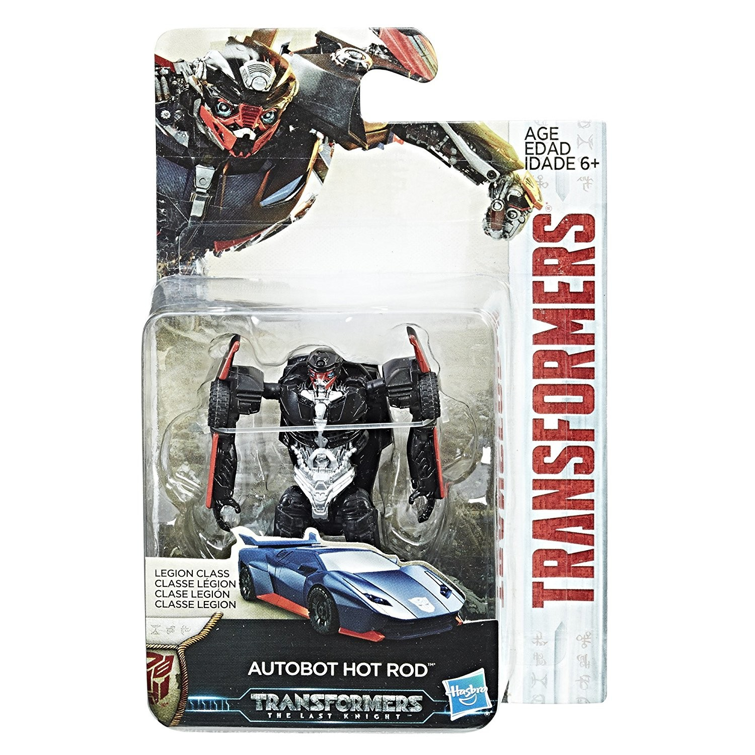 Transformers News: Transformers: The Last Knight Legion Hot Rod Also on Amazon.com
