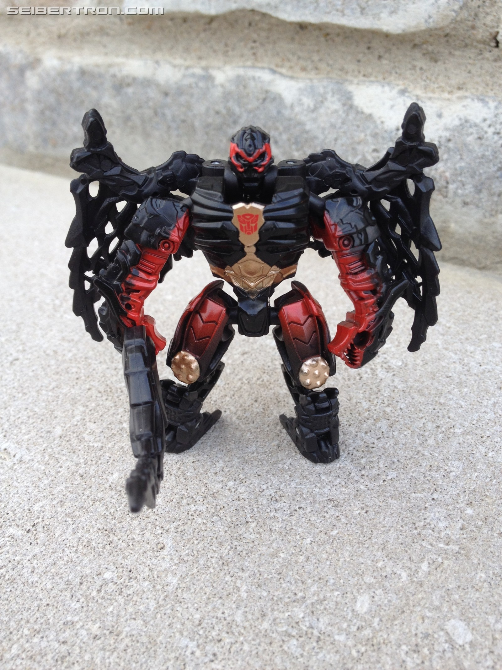 Transformers News: Pictorial Review of Legion Dragonstorm from Transformers The Last Knight