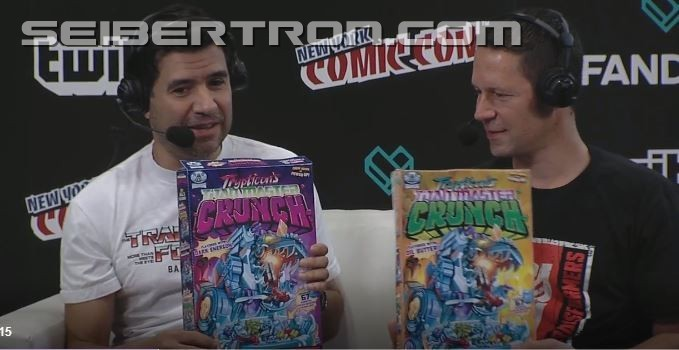 Transformers News: NYCC 2017: Summary and Images of Hasbro Transformers Panel #NYCC17