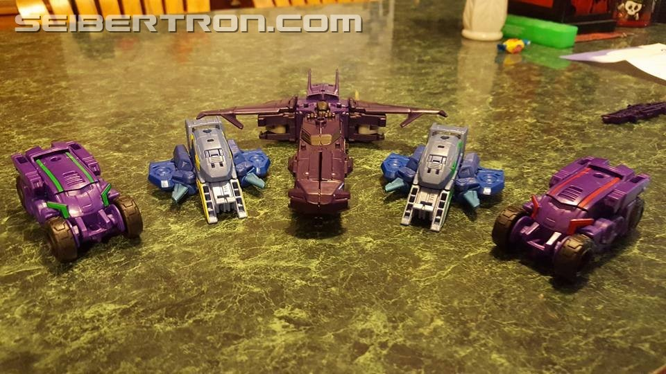 Transformers News: Pictorial Review for Transformers: Robots in Disguise Combiner Force Galvatronus