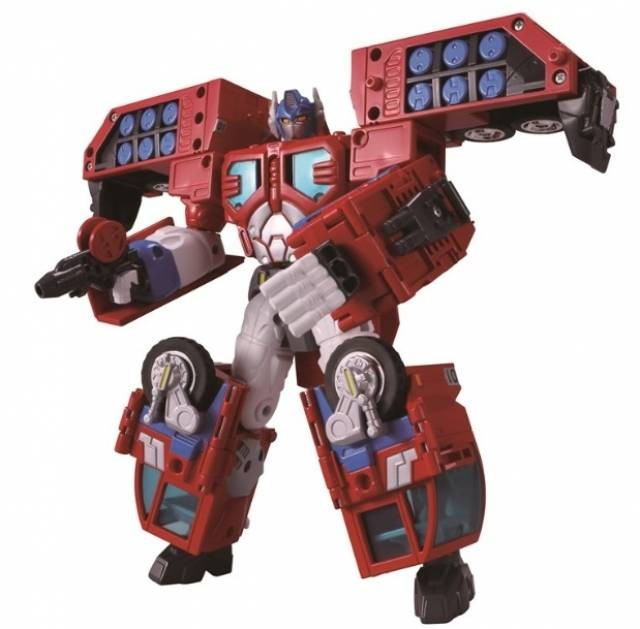Transformers News: Samples of New Sound Clips Done for Takara Transformers Encore God Fire Convoy