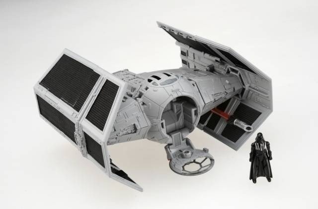 Transformers News: New Images of Takara Tomy Transformers Star Wars Crossover Tie Advanced X1
