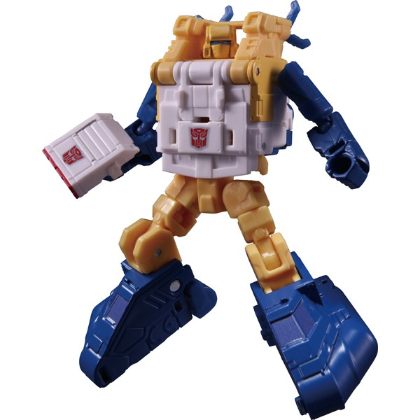 Transformers News: New Images of Takara Tomy Transformers Legends LG64 Seaspray, LG65 Twintwist, LG66 Topspin