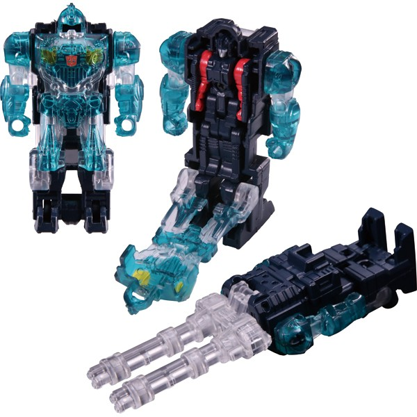 Transformers News: Possible First Look at Transformers Power of the Primes Waverider Decoy Suit Mold