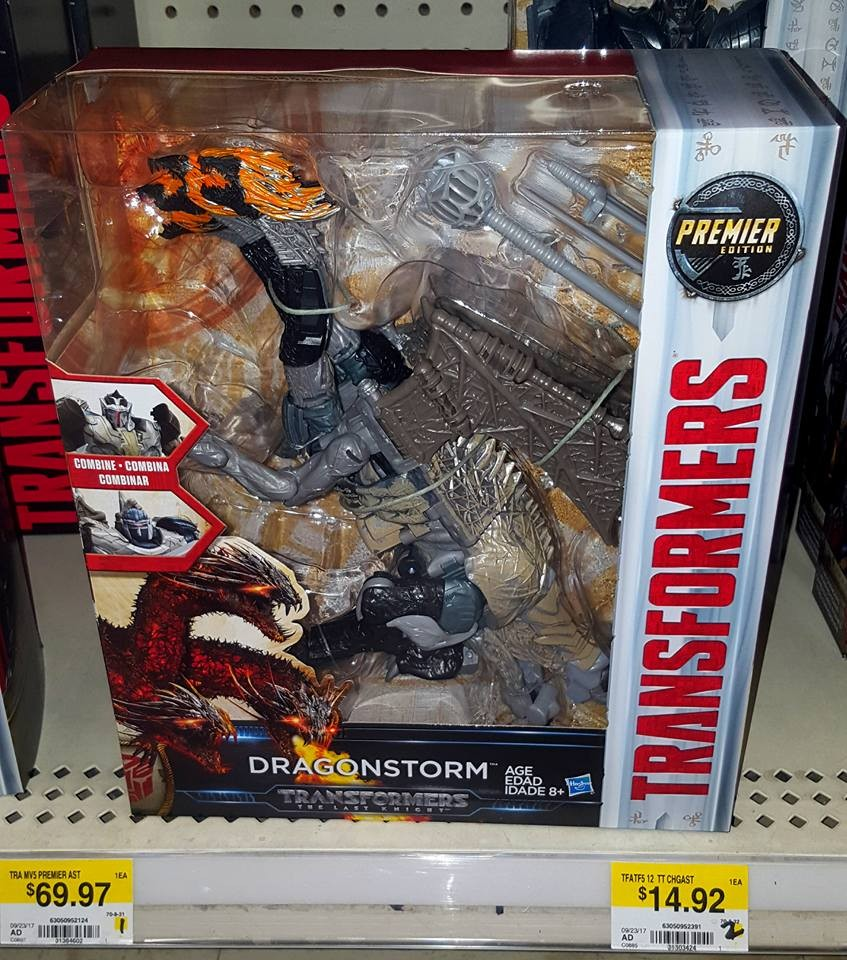 Transformers News: Roundup of New Sightings and Sales for Transformers in Canada