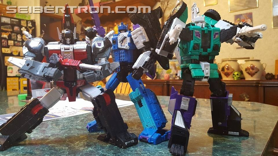 Transformers News: Transformers Titans Return Overlord, Sky Shadow, and Sixshot All Available at Hasbro Toy Shop