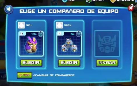 Transformers News: Matilda as Nautica Added to Angry Birds Transformers in New Update