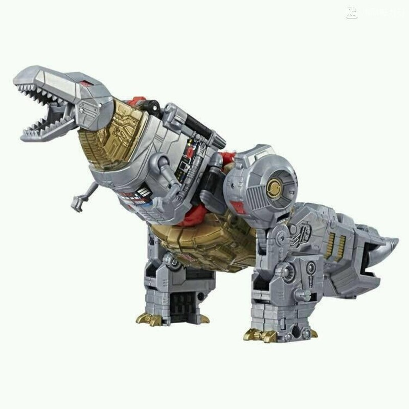 Transformers News: Stock Images of Transformers Power of the Primes Voyager Grimlock, Leader Optimus & Rodimus Prime